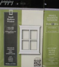 Poppystamps ~ SMALL MADISON WINDOW  ~  Die~ NEW