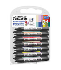 Letraset ProMarker Autumn/Winter 2014 Limited Edition Set - Free Delivery