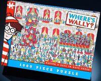Où Est Wally? Ayant A Balle En Gay Paree 1000 Pièce Jigsaw 680mm x 480mm (PL)