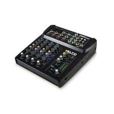 Alto ZMX862 Compact Mixer PA Live Sound Mixer 6-Channel Studio Mixing Desk