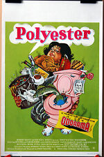 John Waters : Divine : Polyester : POSTER