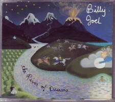 BILLY JOEL River Of Dreams AUSTRIAN 3 TRACK CD single