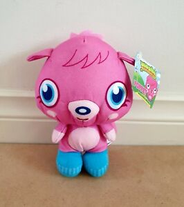 Moshi Monsters – Poppet 17cm Plush Soft Toy New With Tags