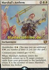 Marshal's Anthem (Hymne des Marschalls) Commander 2014 Magic