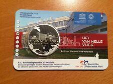 BU Coincard Nederland van 5 euro  Van Nelle uit 2015