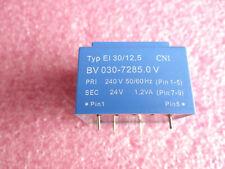 era Print Trafo EI 30/12,5  240VAC - 24VAC 1,2AH BV 030-7285.0 V