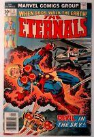 Eternals #3 Marvel 1976 VF Bronze Age Comic Book 1st Print