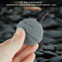 10pcs Aquarium Bubble Air Stone Aerator Fish Tank Pond Pump Hydroponics Diffuser
