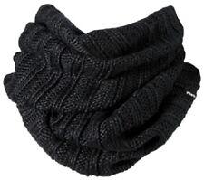 """BARTS Mützen """"AGATA"""" Col, Loop 45x65 cm / Schal, gestrickt ,schwarz,black,Wolle"""
