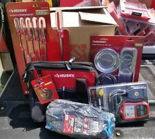 Autel Obd2 Scanner, Husky Screwdriver, Gorilla Gloves Mixed Mechanics Tool Lot