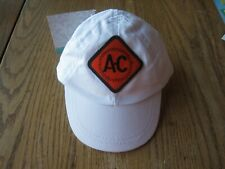 allis chalmers baby baseball cap with old style logo