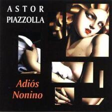 Adios Nonino [Audio CD] Astor Piazzolla …