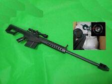 120cm Barrett M82 toy gun & scope air cocking airsoft m82a1 prop