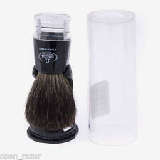 OMEGA 63181 Pure Badger 100% Shaving Brush