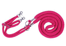 NEW QHP LUNGING ROPE TRAINING AID ROPE IN 4 DIFFERENT COLOUR SALE