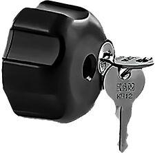 NEW RAM MOUNT RAM-KNOB3LU Knob with Keyed Lock and 1/4in. - 20 Brass Hole
