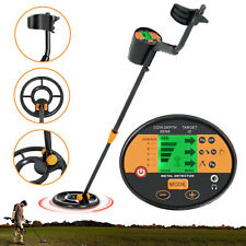 Lcd Metal Detector Md-3060 Gold Digger Deep Sensitive Hunter Waterproof Search