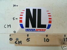 STICKER,DECAL NL HOVERSPEED