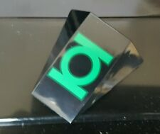 GENUINE LEGO GREEN LANTERN LOGO printed part from 76025 MINT SPLIT FROM SET