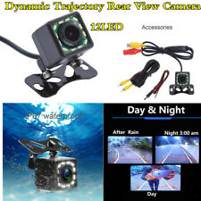 Car Dynamic Trajectory Moving Guide Line Rear View Reverse Backup Tracks Camera