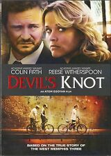 Devil's Knot DVD NEW Reese Witherspoon, Colin Firth based on true story