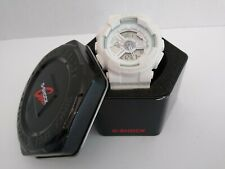 CASIO G-SHOCK (GA-110BC) ANALOG/DIGITAL WATCH (WHITE/WHITE) COMES WITH BOX!!