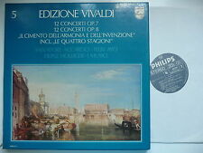 AYO, ACCARDO, HOLLIGER & I MUSICI PLAY VIVALDI CONCERTI PHILIPS 6768 011