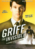 Griff the Invisible New DVD
