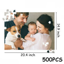 500 Pieces Jigsaw Puzzles Educational Toys Custom Puzzle Family Gift Kids Toy