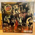 Slayer - Reign In Blood LP - SEALED - 2013 US - MINT