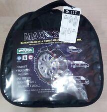 CATENE DA NEVE A ROMBO CORA MAXI GRIP 15mm GRUPPO 117 195/80 R16 205/75 R16