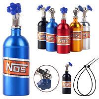 Simulation Nos Nitrous Oxide Bottle Parts for 1/10 SCX10 TRX4 D90 RC Crawler Car