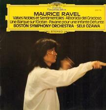 Ravel-Vinyl LP-Valses Nobles Et Sentimentales-Deutsche Grammophon-2530 -VG/NM
