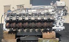 Deutz MWM BA 16M 816 , Marine Diesel Engine , 120°-V , 16 Cylinders