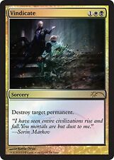 Justification PREMIUM / FOIL Judge Gift PROMO - Vindicate Mtg Magic -
