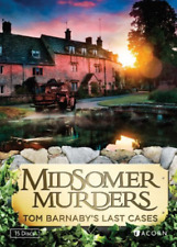 Midsomer Murders Tom Barnaby S Last C 0054961894796 DVD Region 1
