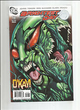 BRIGHTEST DAY #12 Limited to 1:10 Martian Manhunter variant by Ivan Reis! NM