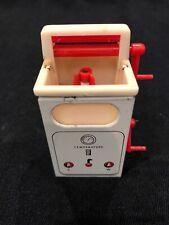 Vintage 1950/60's Brimtoy Tinplate Washing Machine Dolls House Furniture T857