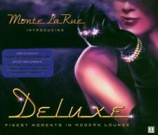 Monte La Rue - Monte La Rue Introducing Delux CD #G1989436