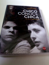 """DVD """"CHICO CONOCE CHICA"""" PRECINTADO SEALED LEOS CARAX DENIS LAVANT MIREILLE PERR"""