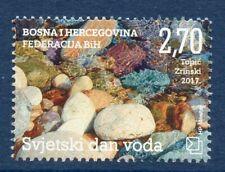 """BIH Mostar Mi. 449** """"Int. Welttag des Wassers"""" aus 2017"""
