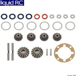 Associated 92077 Gear Diff Rebuild Metal B64D