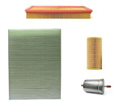 Engine Oil Air Paper Cabin Fuel Filter Kit ACDelco PRO for VW Beetle 2006 2.5L