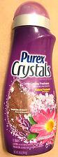 LARGE Purex Crystals In Wash Fragrance Booster Enhancer Lavender Blossom 28 oz.