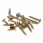 New Type Colored M3.5 Zinc Plated Posi Countersunk Self Tapping Screws Flat Head