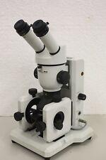 Wild Heerbrugg M3 Stereo Zoom Microscope w/  M540 w/ Fiber Optic Coupling scope
