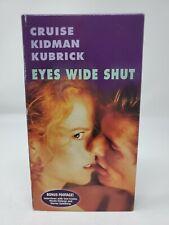 Eyes Wide Shut Vhs Tom Cruis 00006000 e, Nicole Kidman; Kubrick