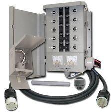 Connecticut EGS107501G2KIT 10 Circuit Generator Manual Transfer Switch Kit