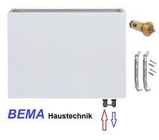 BL 1600 mm Halterung HEIZK/ÖRPER Ventilheizk/örper Plan Typ 22 BH 60 cm Glatt Flachheizk/örper BL 400-1800 mm inkl