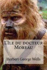 L Ile du Docteur Moreau by H. G. Wells (2016, Paperback)